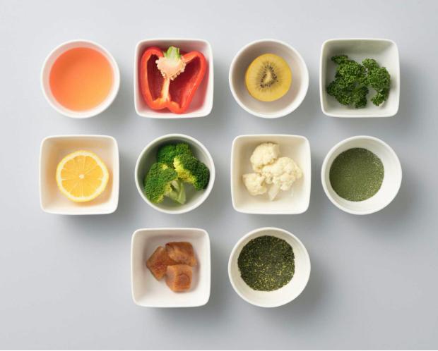 ビタミン c 食べ物